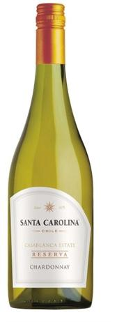 Santa Carolina Chardonnay Reserva Estate